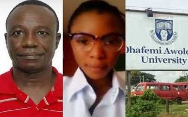Sexual harassment: Victim's result still withheld by OAU after lecturer's jail term