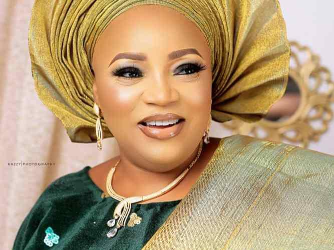 Princess Adedoja celebrates international women's day, tags 2021 as #ChooseToChallenge