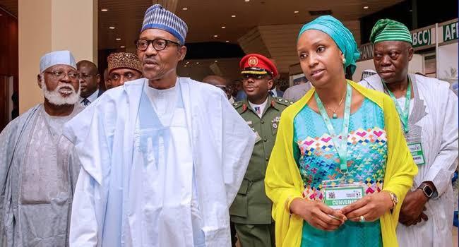 Just In: Buhari suspends Hadiza as NPA MD