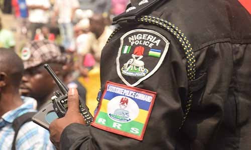 Police arrest teenager who staged own kidnap to avoid studying medicine