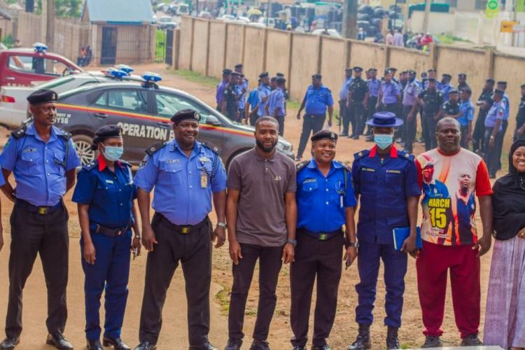 Security: Ibadan North East LG Chair, Akintayo launches 'Operation Stay Safe'