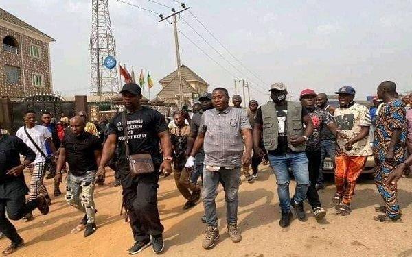 FG identifies Sunday Igboho's hideout, speak on arresting him