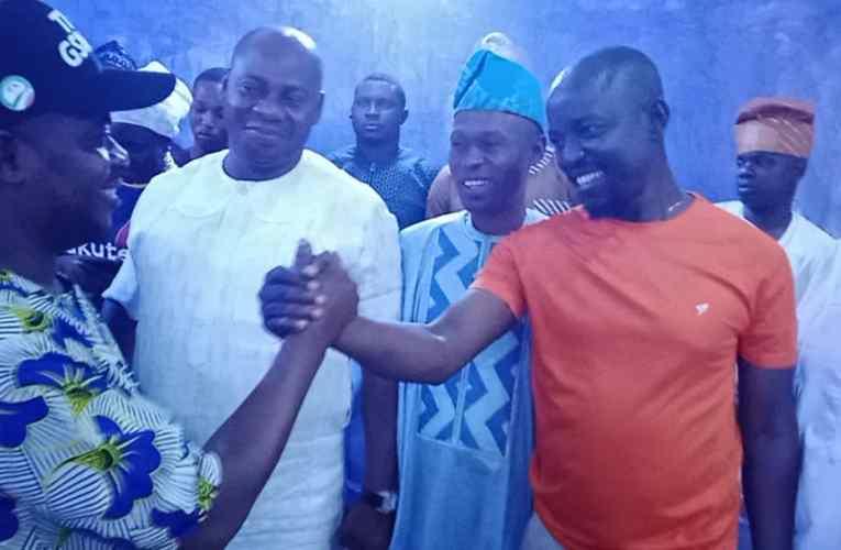 Eid-el-kabir: Akeem Olatunji hosts Makinde's aides, PDP members in Ibadan