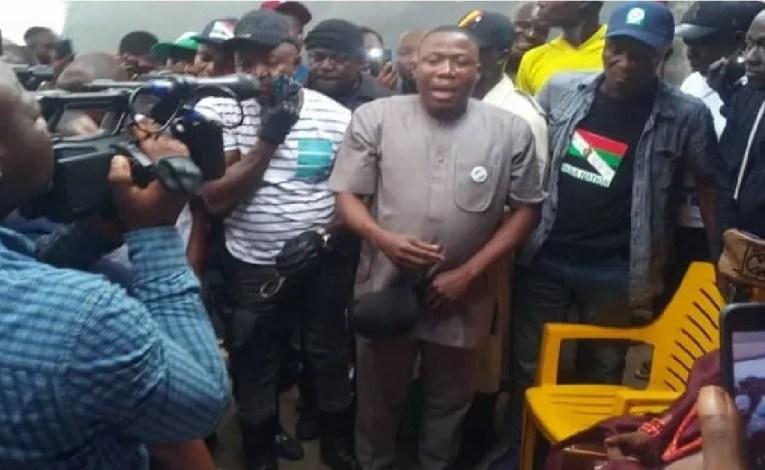 No going back! Sunday Igboho insists on holding Yoruba nation Lagos rally