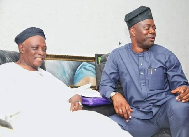 Makinde to Ladoja at 77: Your contributions to Oyo devt exemplary