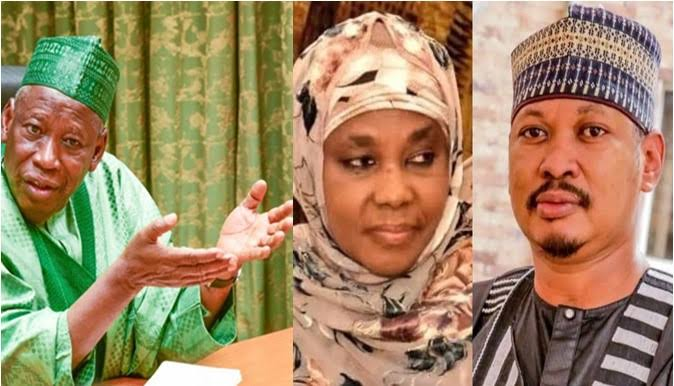 Ganduje's son reports mother to EFCC