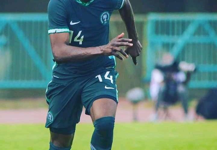 Nigeria defeat Liberia 2-0 in 2022 World Cup Qualifier