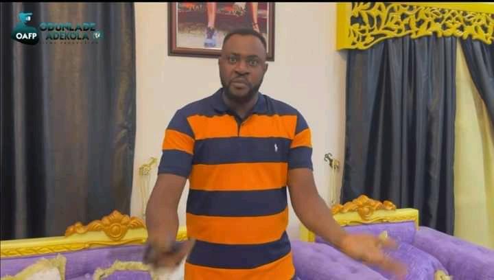 Video: Actor, Odunlade Adekola denies Sex-For-Role allegations