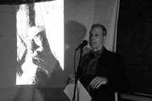 Guest Storyteller Craig Pearson shares a special slide presentation about his dangerous job as a journalist.