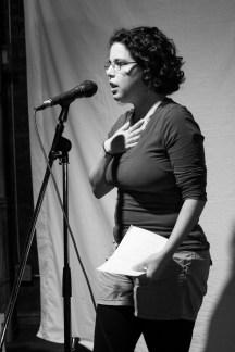 Storyteller Larissa sheds some light on the dangers of kidnapping in Brazil.