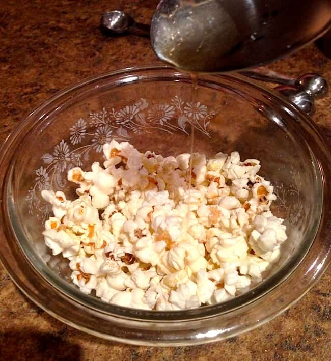 Healthy AMAZING Kettle Corn!