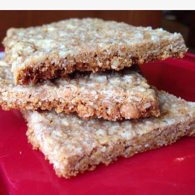 Gluten-Free Sweet and Salty Peanut Butter Oat Bars