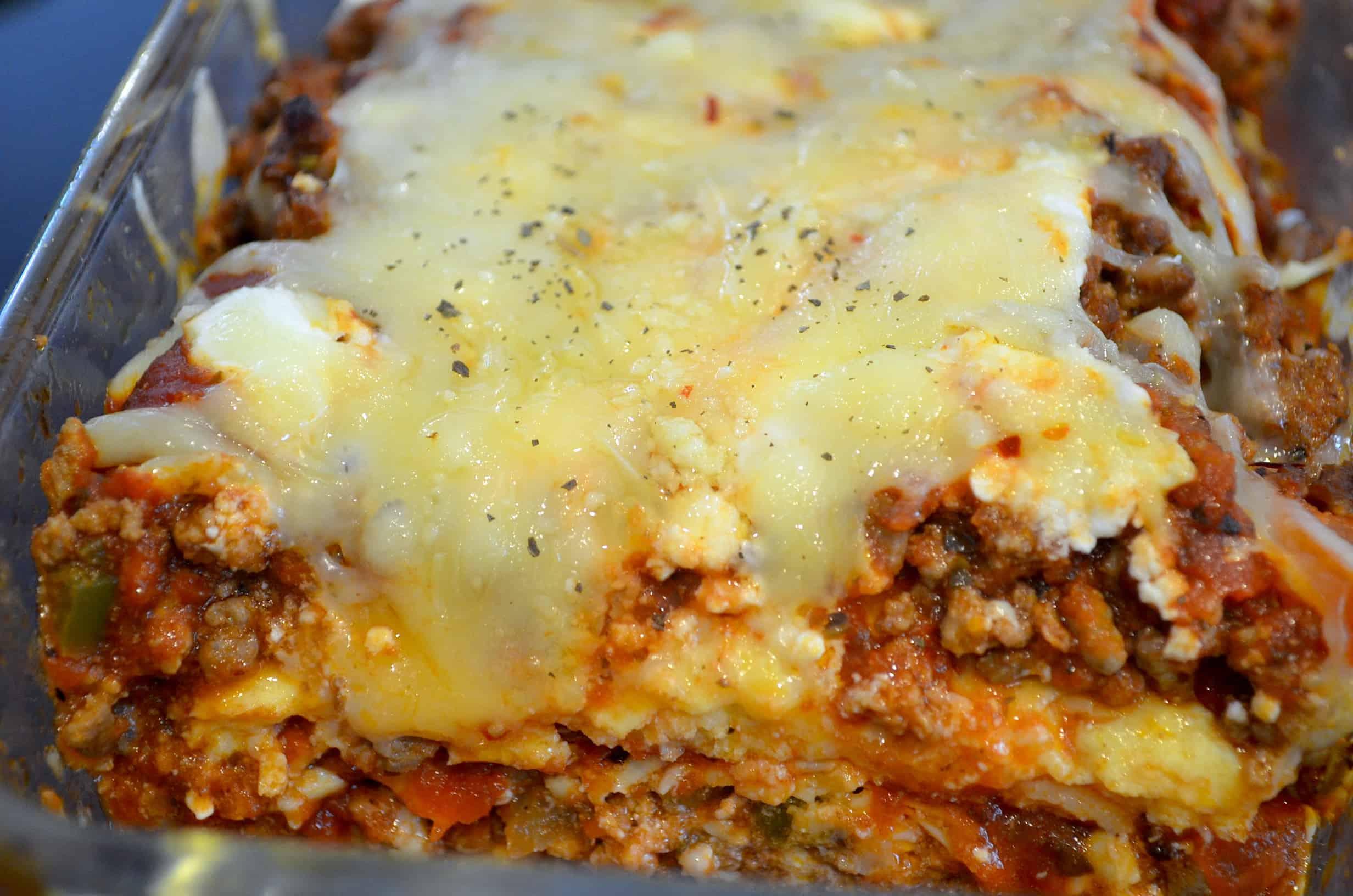 easy keto lasagna recipe