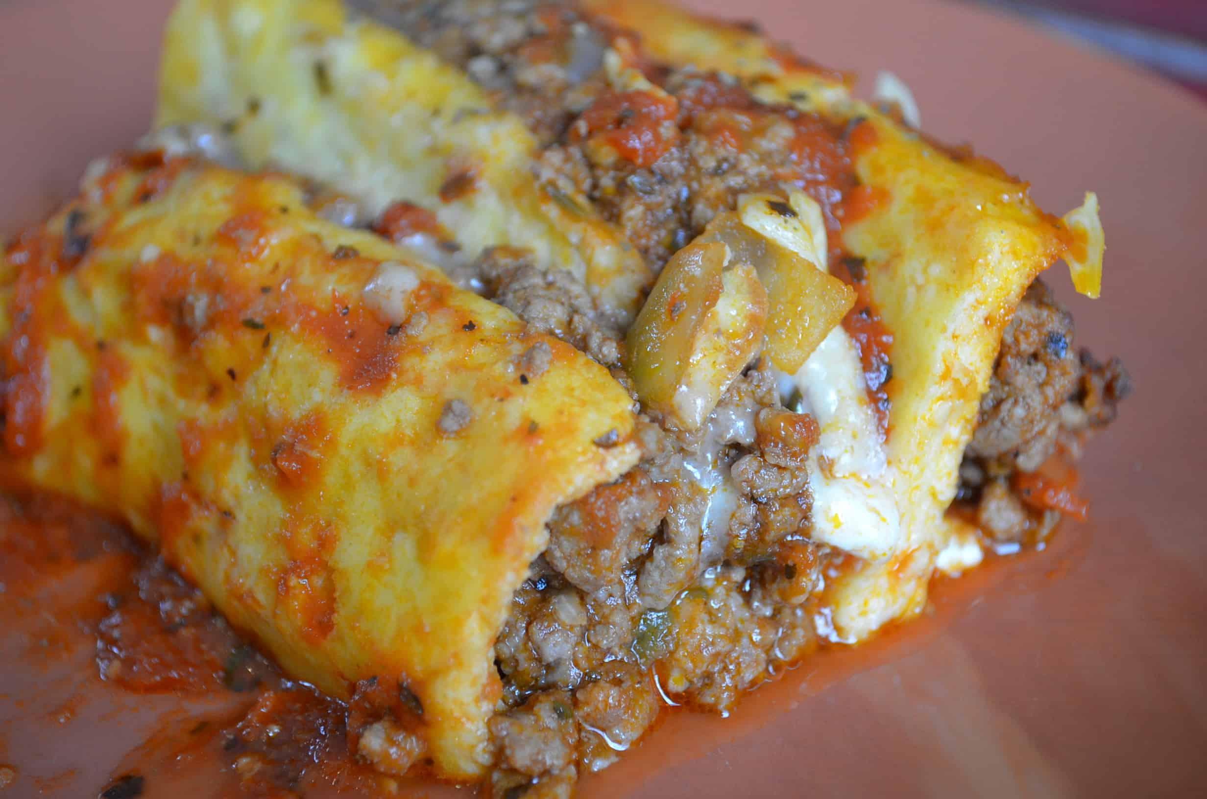 keto lasagna with noodles