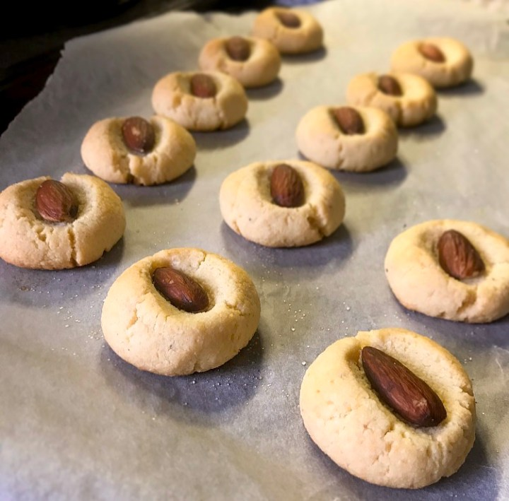 perfect keto shortbread cookies