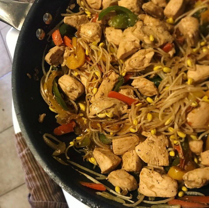 Keto Asian Stir-Fry
