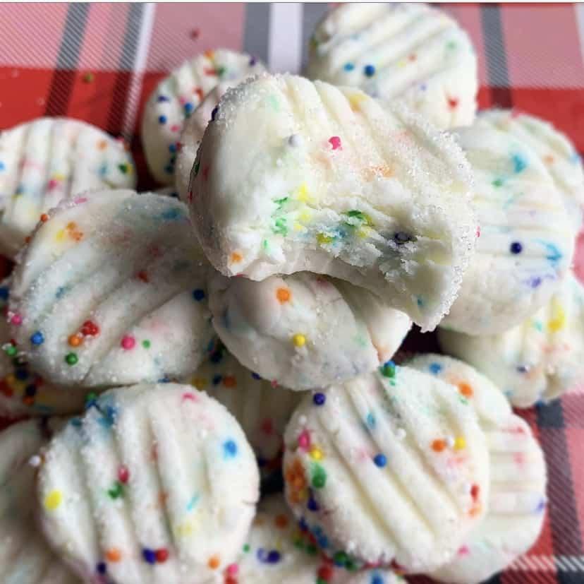 Keto Cream Cheese Mints