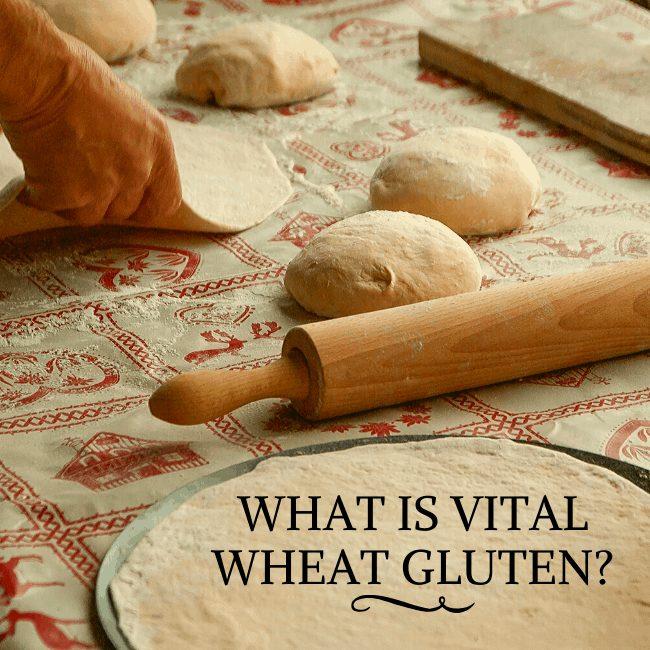Is Vital Wheat Gluten Keto?