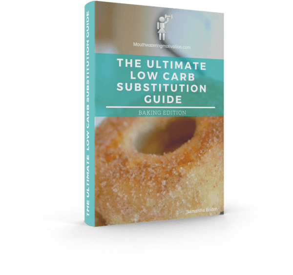 the ultimate low carb substitution guide