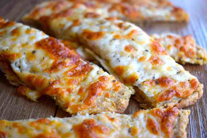 keto bread sticks