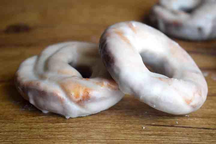 Keto Glazed Donuts