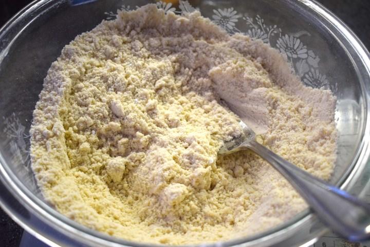 almond flour coconut flour vital wheat gluten