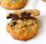 keto egg white chocolate chip cookies