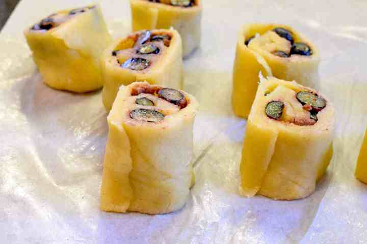 keto blueberry rolls recipe