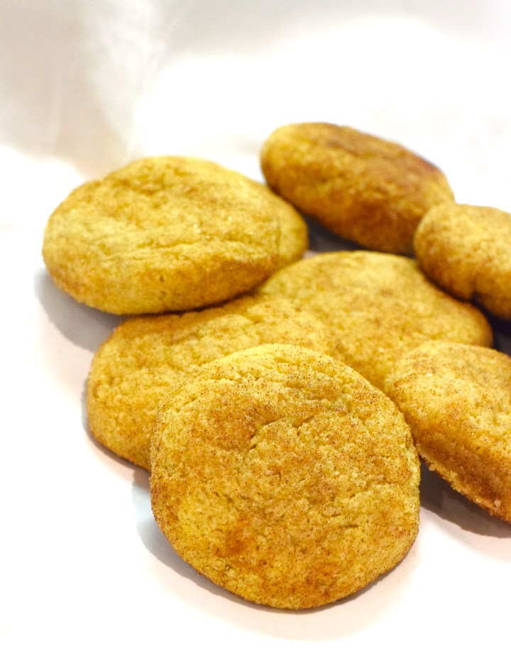 low carb snickerdoodle gluten free cookies