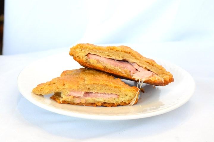 Keto Ham and cheese sandwich recipe