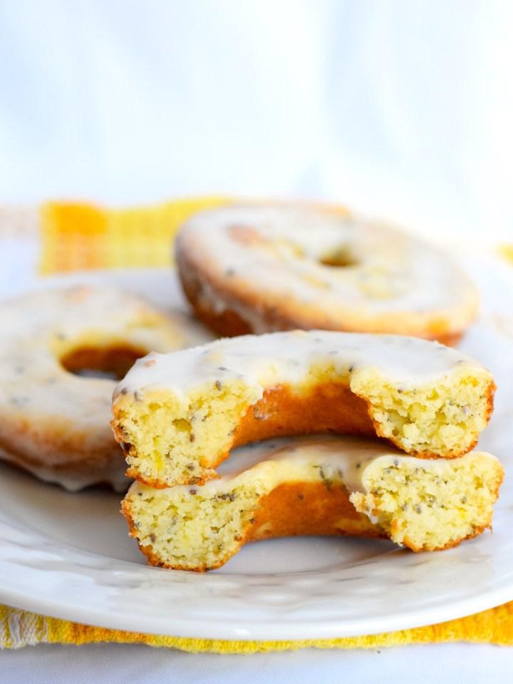 keto lemon donuts recipe