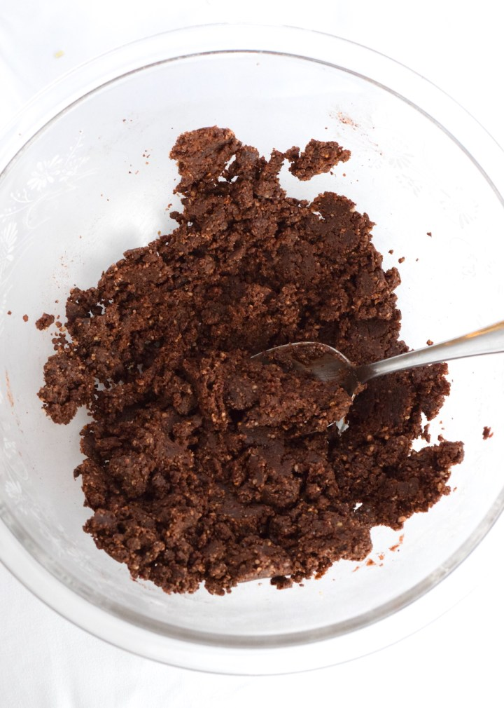 keto chocolate hazelnut batter
