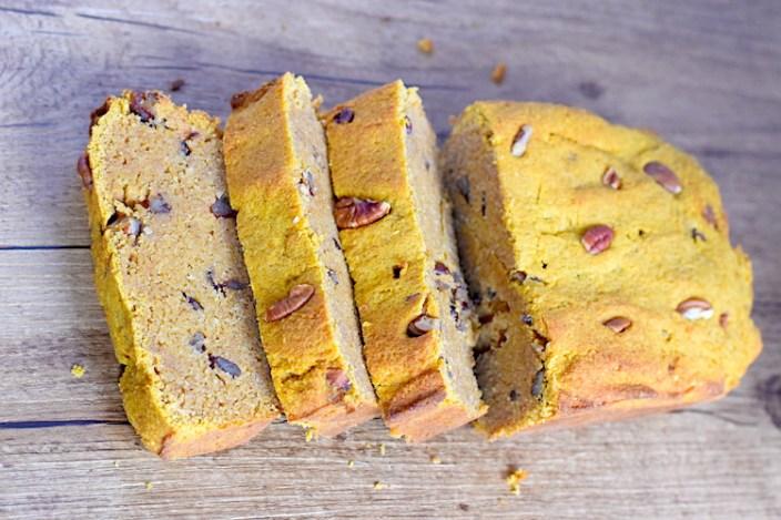 keto pumpkin muffin recipe