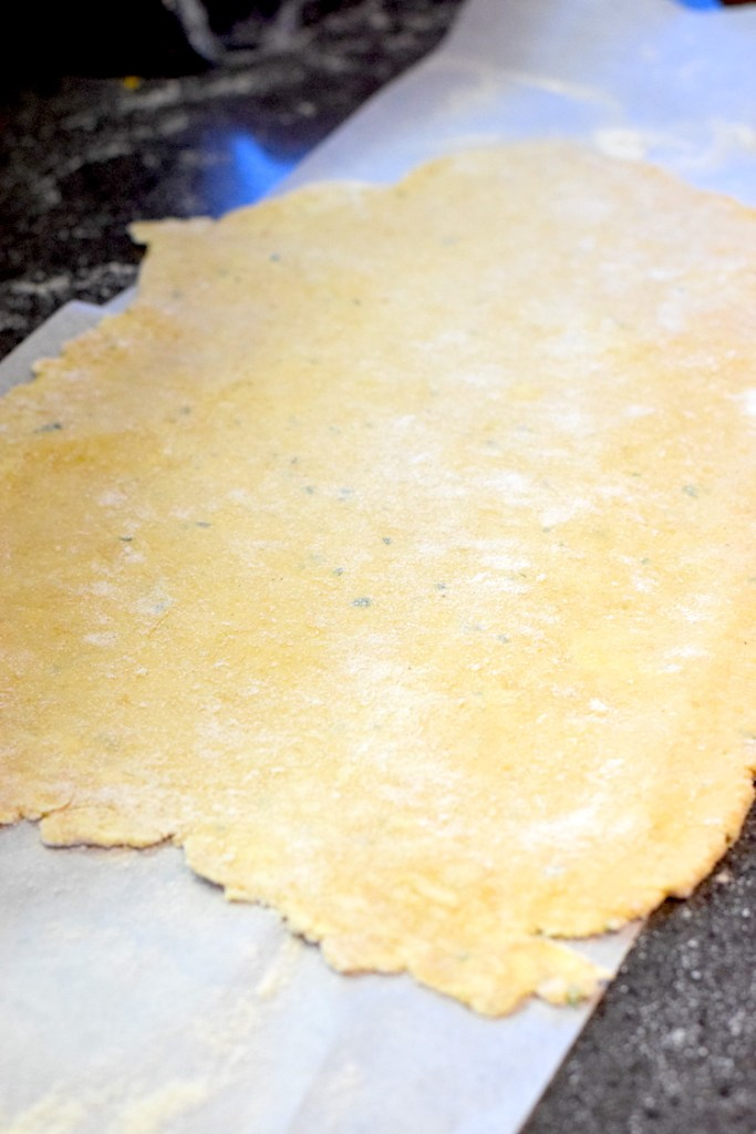 keto pastry dough
