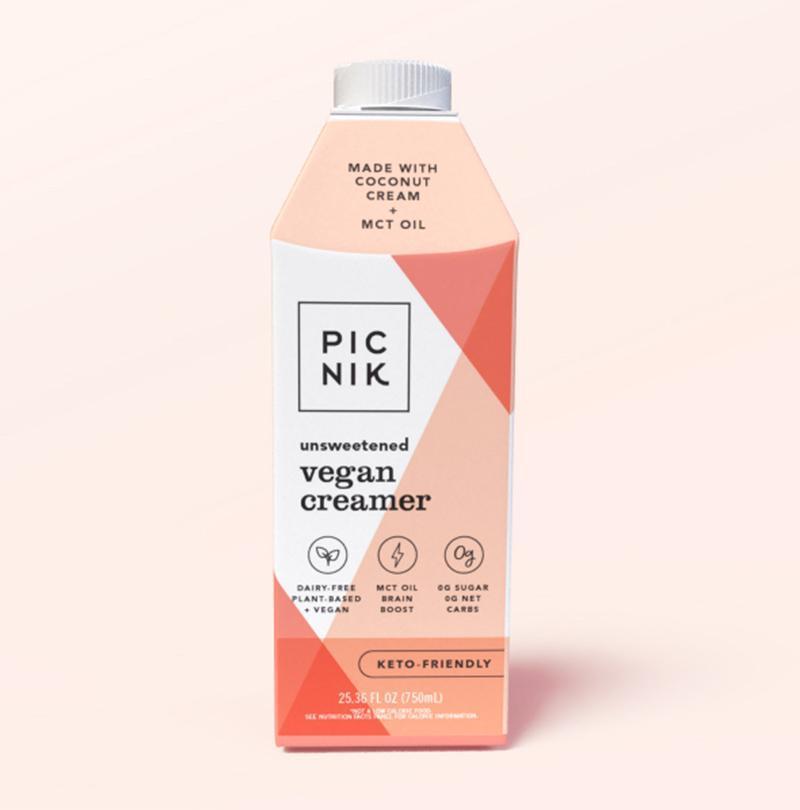 picnik vegan creamer review