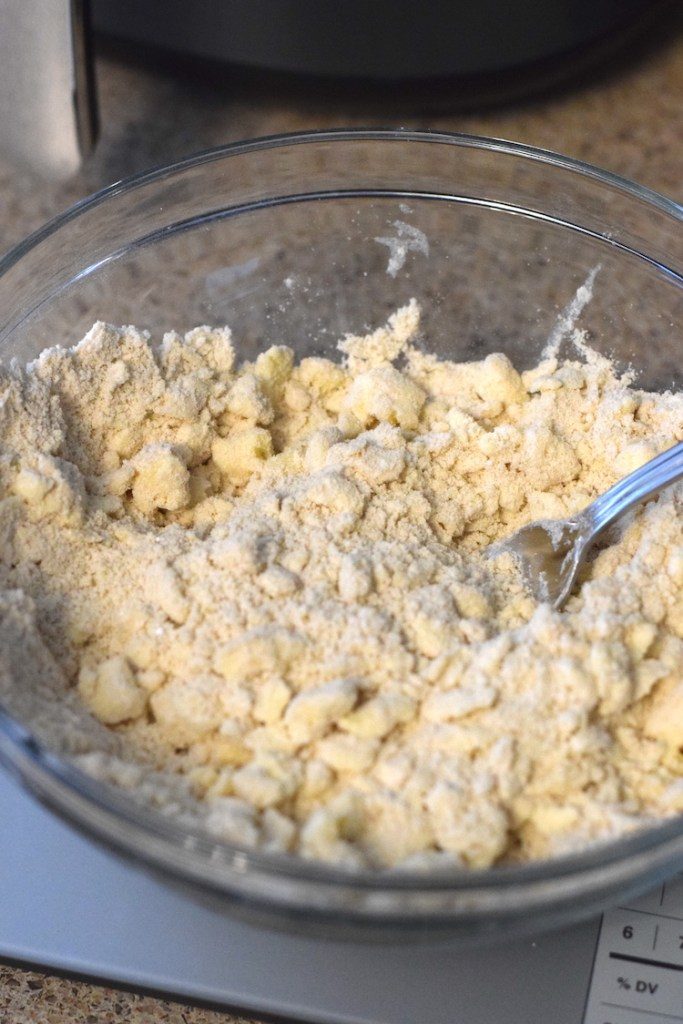 butter almond flour
