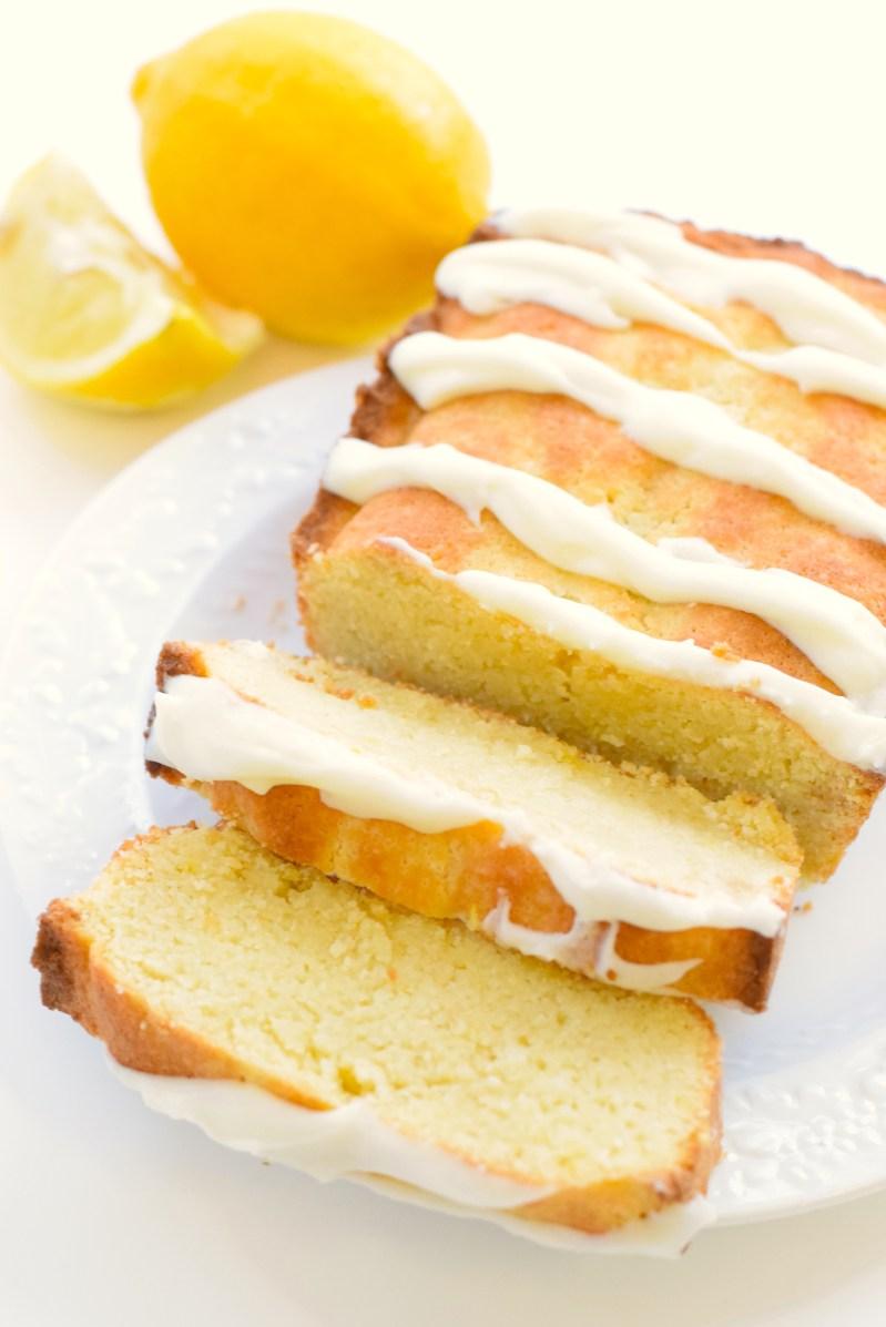keto lemon loaf recipe