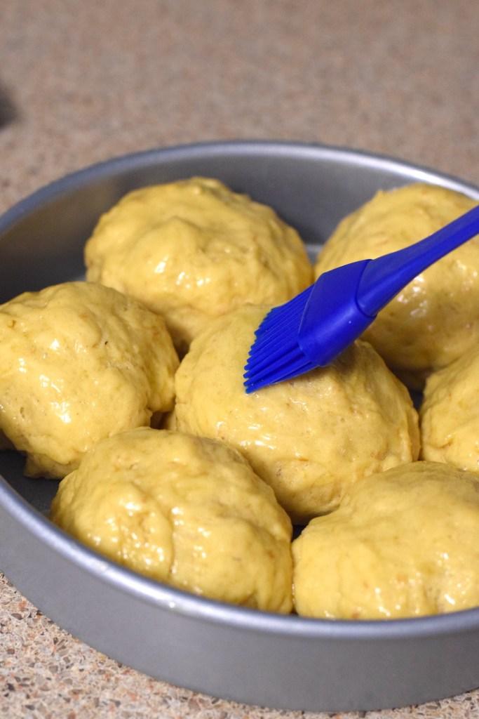 keto butter dinner rolls