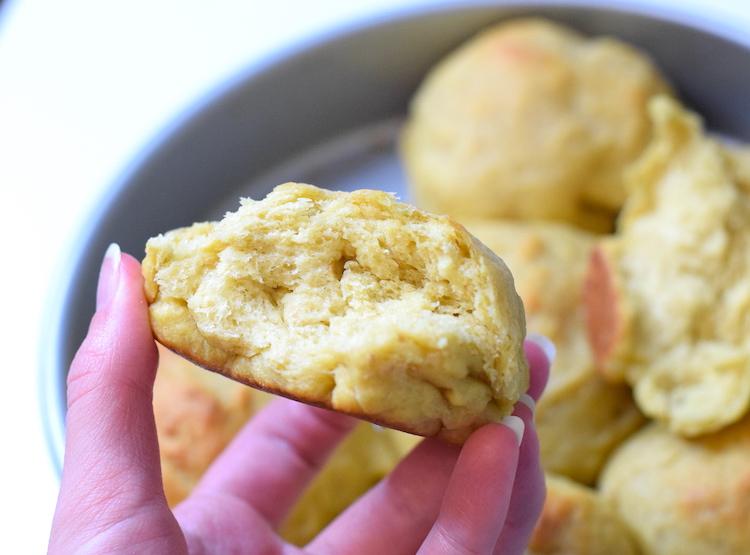 keto yeast dinner rolls