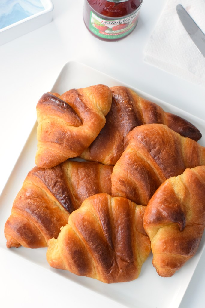 the best low carb croissants