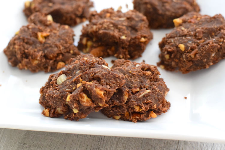 easy no bake cookies