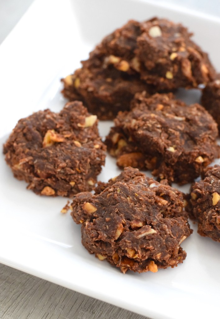 keto no bake cookies recipe