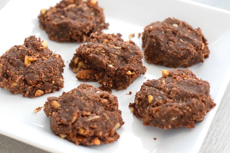 low carb no bake cookies
