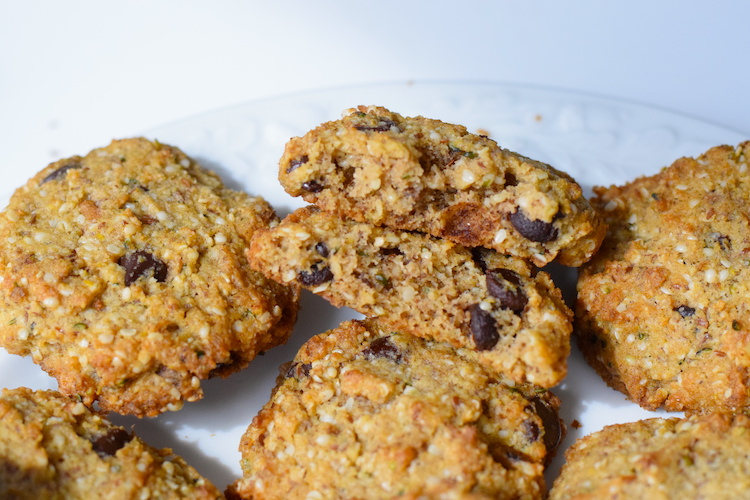 low carb oatmeal cookies
