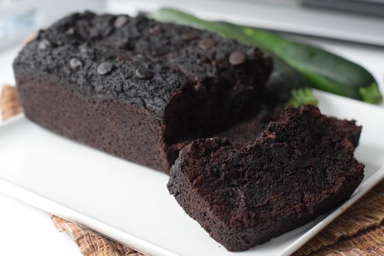 keto chocolate zucchini bread recipe