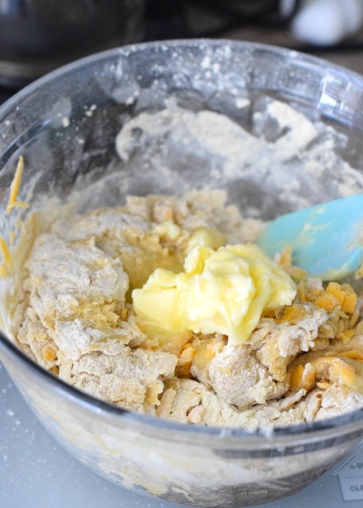 butter yeast dough