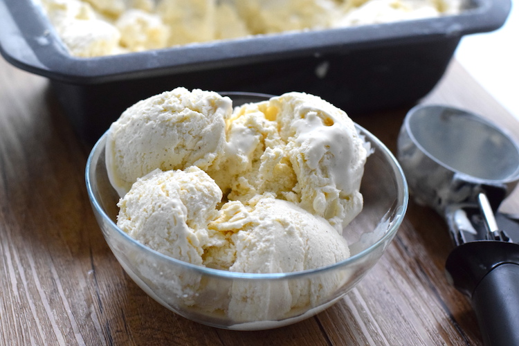 easy low carb ice cream