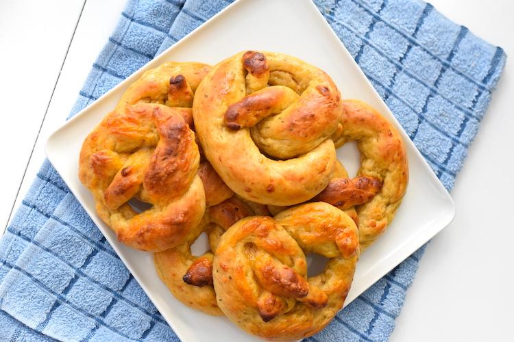 vital wheat gluten soft pretzels