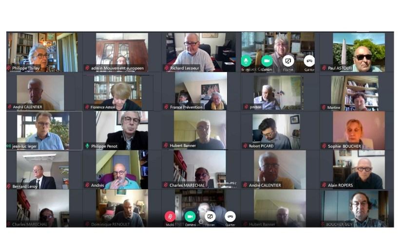 Dialogue avec les participants