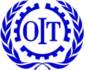 Logo de l'organisation internationale du travail (OIT)